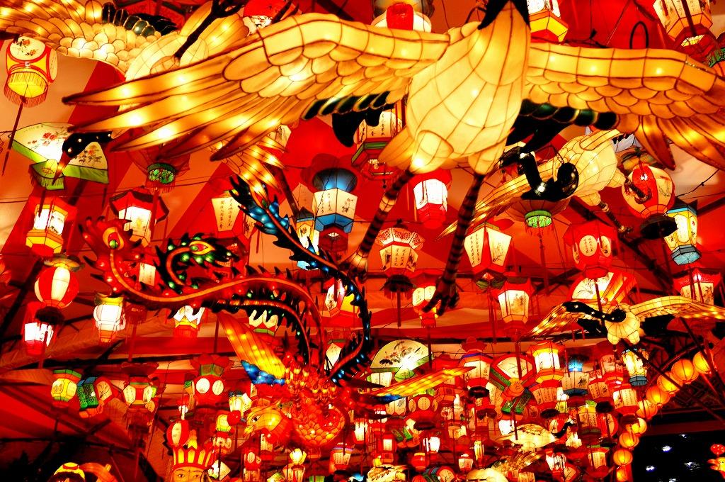 100万人を魅了する冬の一大イベント「長崎ランタンフェスティバル」
