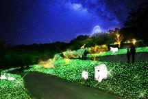 冬を楽しむ!温泉&イルミ♪ 関東最大600万球の輝き『さがみ湖イルミリオン』と富士を望む絶景露天が自慢の『山中湖温泉 紅富士の湯』