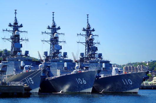 YOKOSUKA軍港めぐりクルーズ