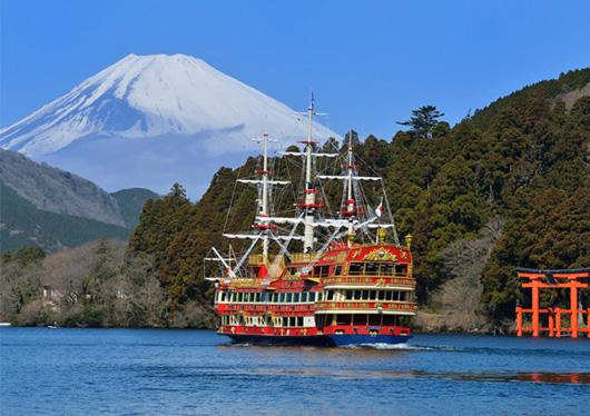 箱根海賊船 芦ノ湖クルージング