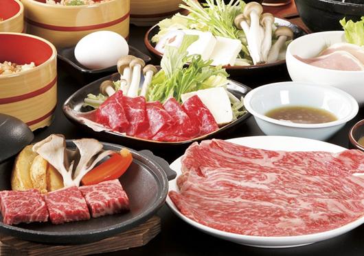 メガ盛りミステリー?松阪牛・神戸牛・米沢牛3大ブランド牛の昼食付き