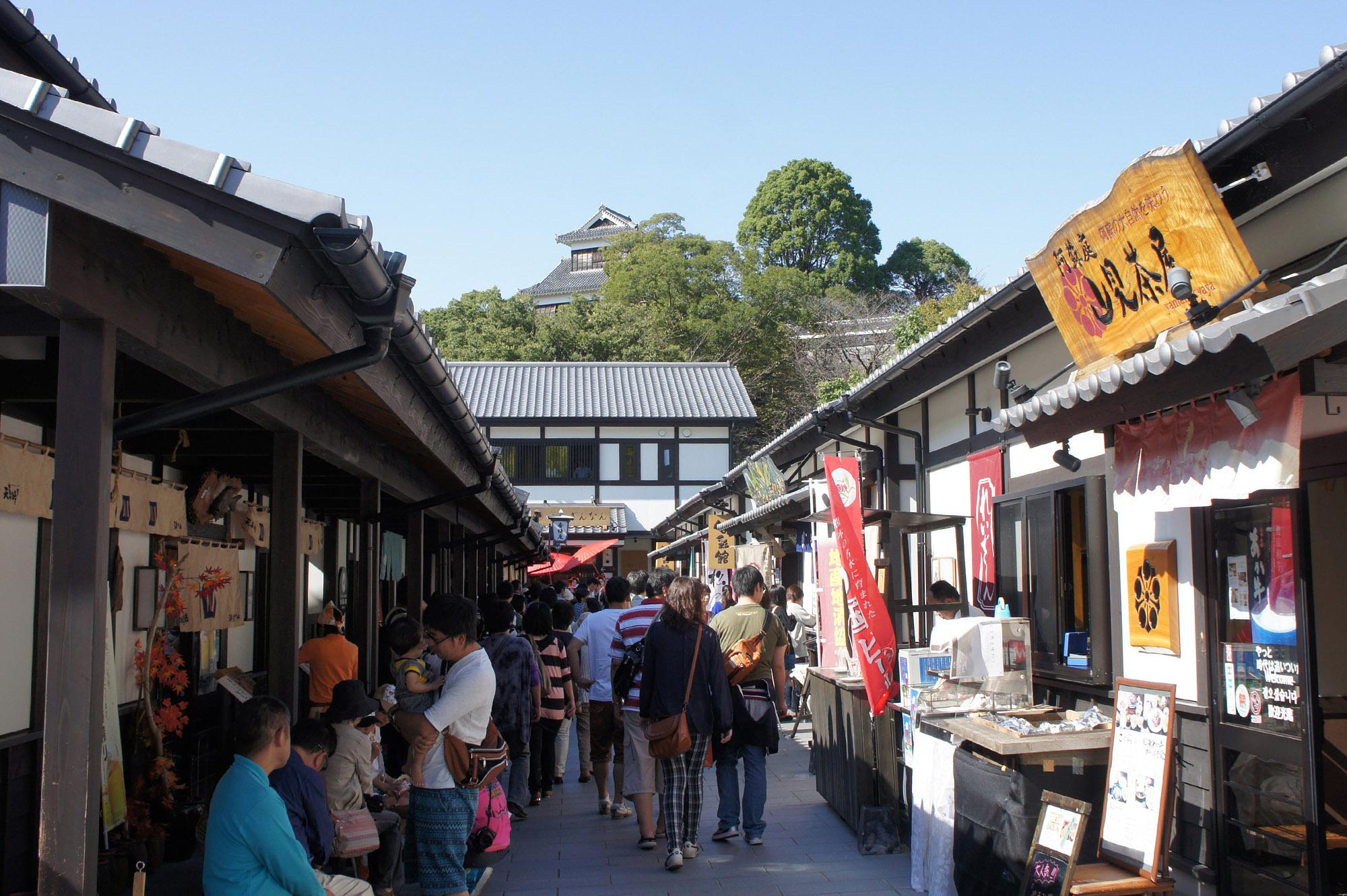 ●【博多発着】日帰りバス旅 熊本はよかとこ!熊本の大自然で育ったあか牛の溶岩焼きと熊本の魅力をたっぷりお届け!