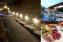 【栃木】夏の思い出♪収穫体験とひんやり巨大地下空間探検!天然温泉入浴といちおし食材《やんちゃ豚》を使ったオリジナルランチ♪