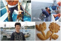 《過去ヒルナンデスで紹介コース》<夏の3大体験!>三浦で遊ぶ夏休み♪ 漁船にのってタコ網漁&民宿のおかあさん直伝『水まんじゅう作り』!世界にひとつだけ『オリジナルパン作り』にも挑戦!