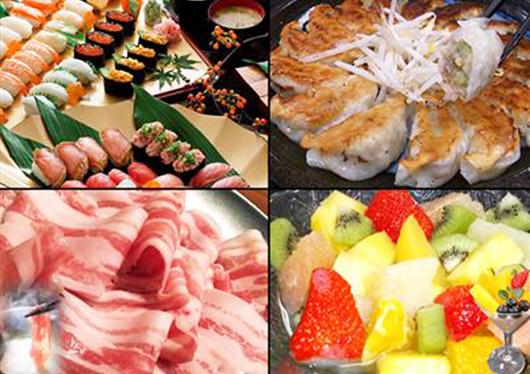 【静岡】食べて!詰めて!どどーんと静岡!人気の寿司18種!うなぎのひつまぶし!浜松餃子などの食べ放題静岡名産品詰め体験と清水港ミニクルーズで船旅気分の日帰りバスツアー