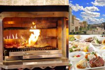 【栃木】那須ガーデンアウトレット【限定スペシャルパスポート付】&炎のビュッフェレストラン「Mekke!」&チーズガーデンお買物♪