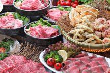 近江牛ビュッフェ食べ放題と温泉入浴、ラコリーナ近江八幡でお買い物、ビール工場見学とひまわり畑鑑賞