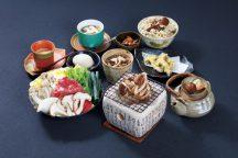 【京都】芳醇な香りの松茸8品会席と秋の風情あふれる京都宇治を訪ねて 日帰りバスツアー