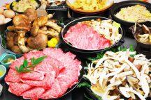 丹波 秋の松茸・三田牛・まるごと食べ放題とキリンビール工場見学、アウトレットとパティシエ エス コヤマでお買い物