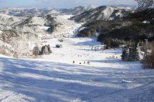 夜発日帰り 芸北国際スキー場