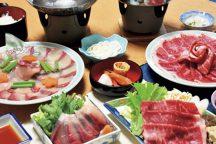 牛すき焼き&ぶりしゃぶ食べ放題と神岡ローカル街歩き日帰りバスツアー