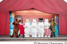話題のスポット北欧童話の世界「ムーミンバレーパーク」&富士山麓の庭園散策と隠れ家レストランでランチビュッフェ♪縁結びのパワースポット!
