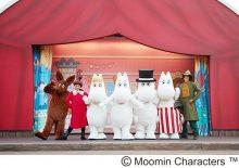 日本一の桃の里でブランド桃『白鳳』狩り園内食べ放題と今年オープンの新スポット!北欧童話の世界『ムーミンバレーパーク』