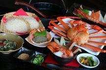 ホッと旅する新潟!カニ1杯付きの「本気丼」は魚沼産コシヒカリ食べ放題&秘境の「清津峡」&歴史と人情にふれあう旅