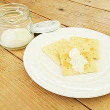 バター作り体験
