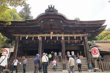 『金刀比羅宮』こんぴらさん参拝とうどん作り体験&『冠纓神社』『田村神社』香川のパワースポット巡り♪