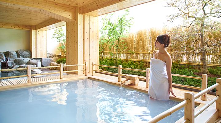 日本三名泉・美肌の湯