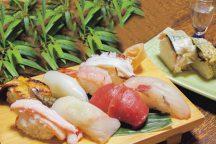 【昼食付】越前きたまえ寿司と福井藩主松平家の別邸・養浩館庭園を散策・選べるジェラート付き日帰りバスツアー