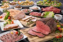 【食べ放題の昼食付】お伊勢まいりと4種の肉料理&井村屋アイス食べ放題日帰りバスツアー