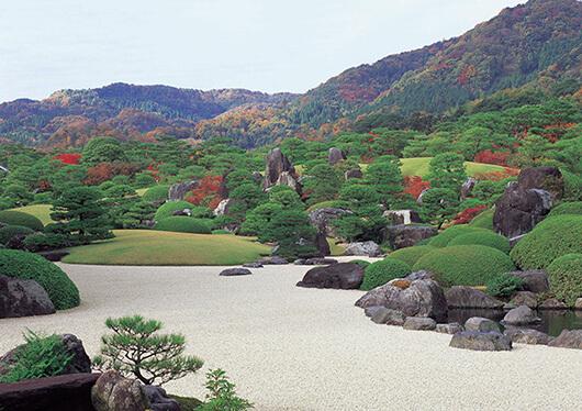 【Go To トラベル対象商品】開館50周年!世界が認めた日本の美!人生で一度は訪れたいスポット『足立美術館』(入館券付)【滞在時間:210分】