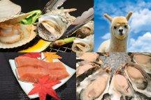 【千葉】秋を先取り!秋の味覚が満載の海鮮浜焼食べ放題&かわいい動物園の楽園『マザー牧場』