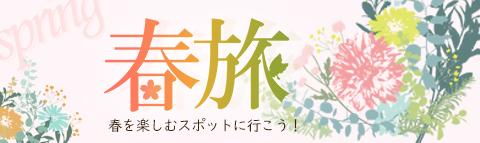 春にぴったりの日帰りバスツアーをご紹介!